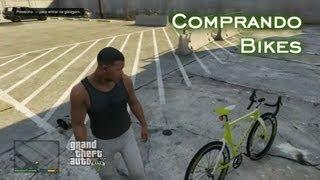 Comprando Bikes | GTA V [PT-BR]