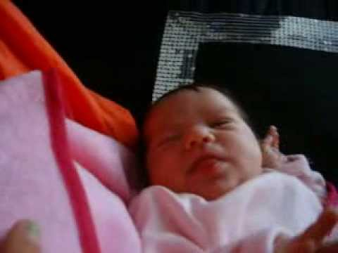 Laiza Alicia Calderon (1dag oud)