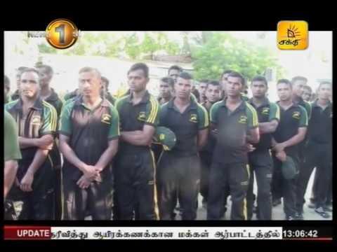 News1st Prime Time Lunch News Shakthi Tv 23th September 2016 clip 06