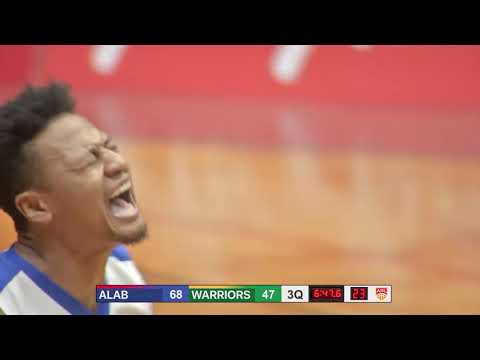 San Miguel Alab Pilipinas v Wolf Warriors | CONDENSED HIGHLIGHTS | 2018-2019 ASEAN Basketball League