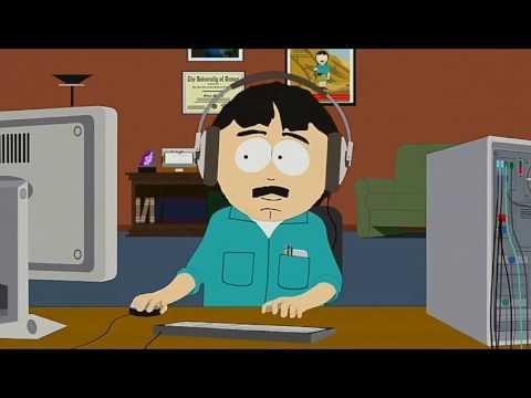 Randy Marsh escucha Despacito South Park