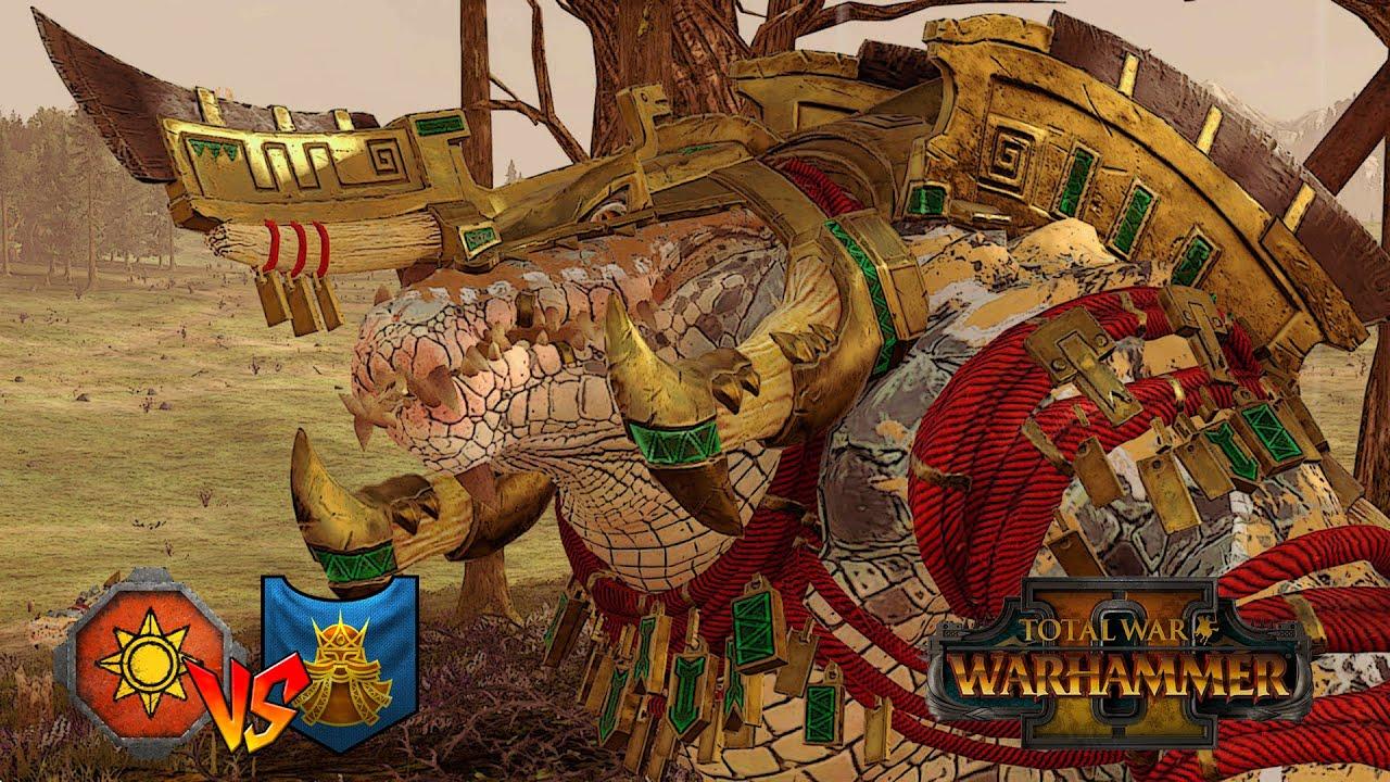 ¡Lagarto Con Tupé! #359 #Ranked #TotalWar #Warhammer #español