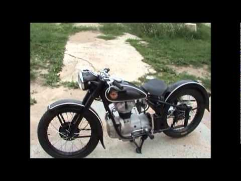 simson awo 425 touren 1959 r youtube. Black Bedroom Furniture Sets. Home Design Ideas