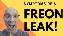 Air Conditioner Freon Leak Symptoms (Why is Freon Expensive?)