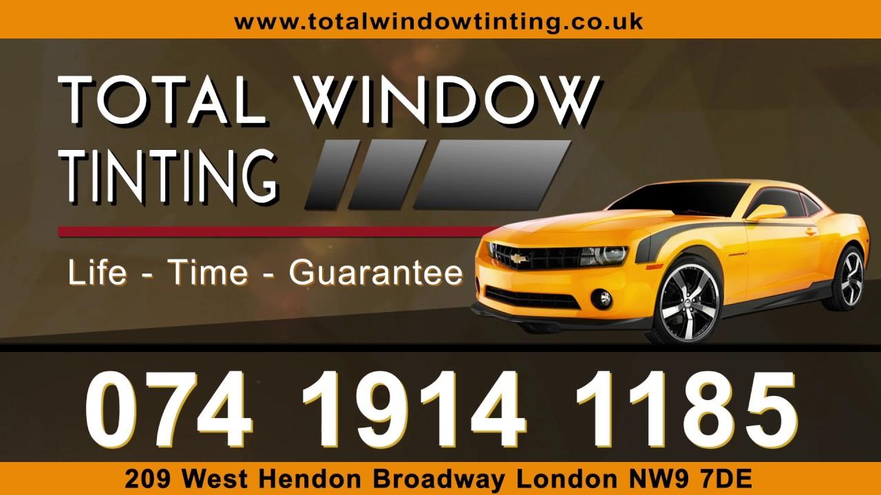 Total Windows Tinting