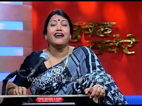 Farida Parveen, Bangladeshi folk singer of Lalon geet