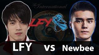 LFY vs Newbee - BEST CN TEAMS - Dota 2