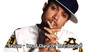Benzino   Yooz A Character Instrumental by 2MEY