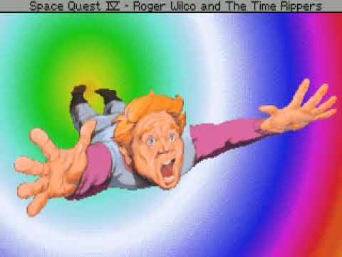 Let's Play Space Quest 4 - Part 1: Calling Roger Wilco