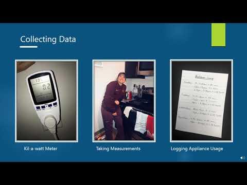 BBE DSARI Project - Home Energy Audit
