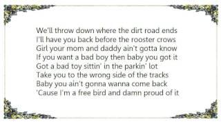 Brantley Gilbert - If You Want a Bad Boy Lyrics