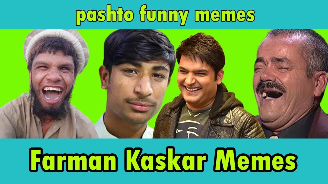 Download Farman Kaskar Memes // Pashto Funny Memes // Funny Pashto Memes Compilation // Latest Pashto  Memes
