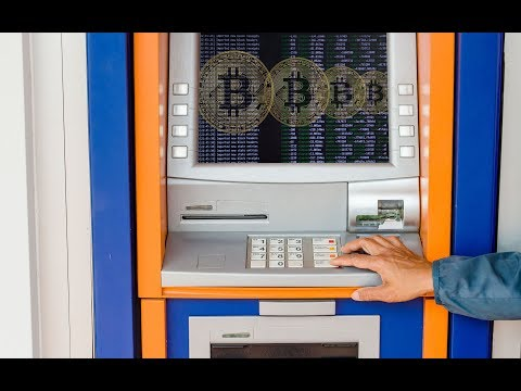 Bitcoin ATMs Now Thousands Around The World.