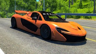 High Speed Driving Fails&Crashes #9 - BeamNG DRIVE