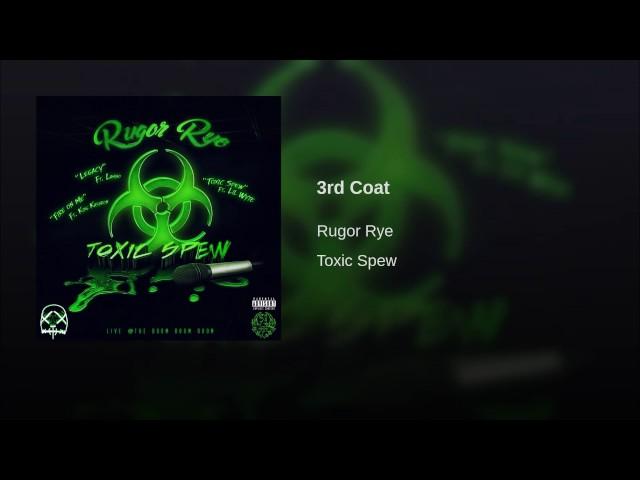 3rd Coat