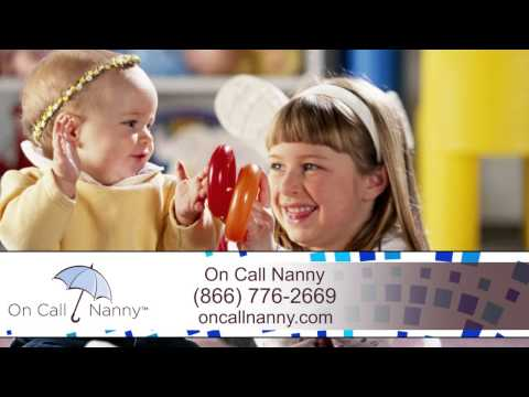 On Call Nanny Video | Nanny Service In Milton