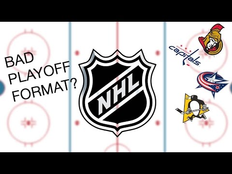 Sports Theory: A Solution To The NHL Playoff Format Problem!