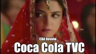 Coke TVC Review |CBA| Comics By Arslan