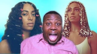 "SOLANGE ""DONT TOUCH MY HAIR"" (REACTION)"