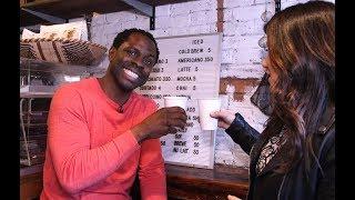 To Kill A Mockingbird Star Gbenga Akinnagbes Favorite Places  New York Live TV