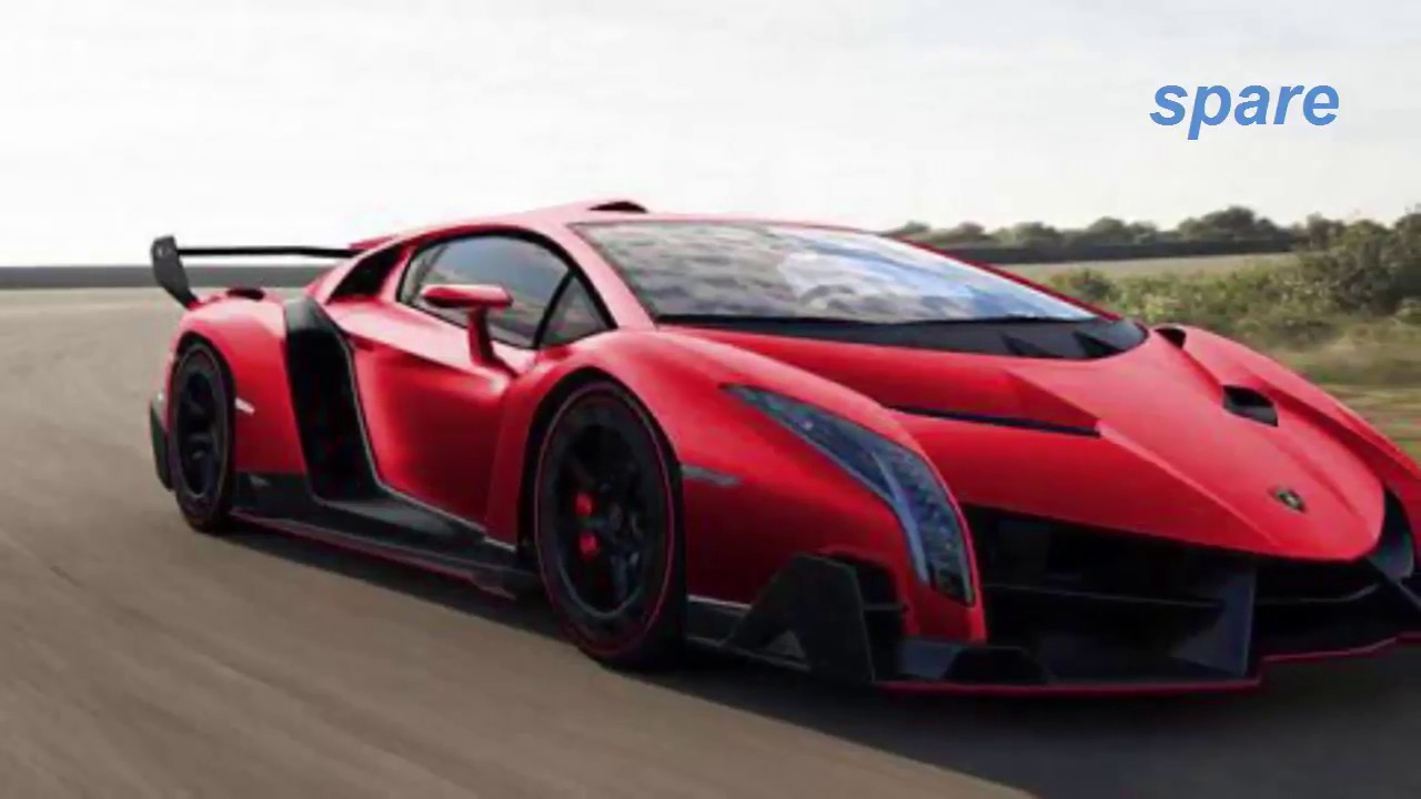 2018 Lamborghini Veneno Specs and Price - YouTube