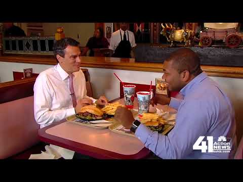 From BBQ to family balance: Kevin Yoder works for another term in Congress