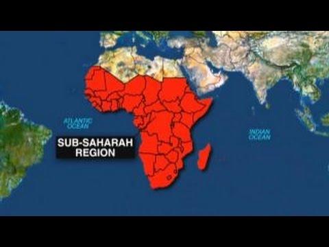 Terrorism spread in Sub-Saharan Africa