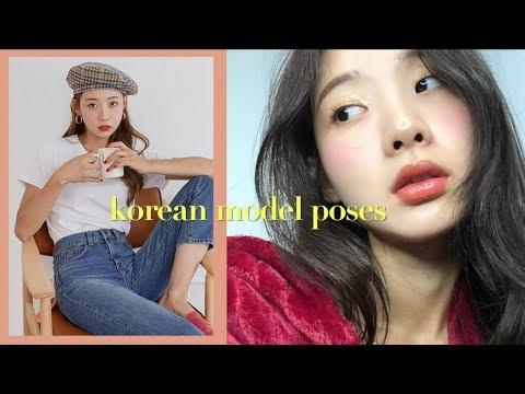 Korean Model Shares How to Pose for Instagram!