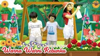 Warna Warni Kebunku Lagu Ceria : Chena Family