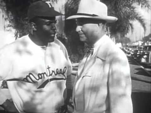 1950 JACKIE ROBINSON STORY. THE ORIGINAL MOVIE AND PERHAPS THE MOST IMPORTANT MOVIE EVER MADE.