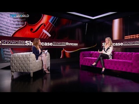 Showcase: Interview with the Pianist Natasha Paremski