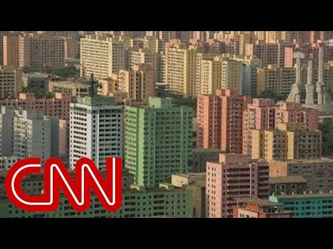 Inside a North Korean home