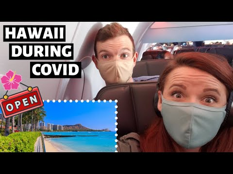 Flying to Hawaii during Covid - 19 // Step by Step Requirements // Hawaii Travel Restrictions