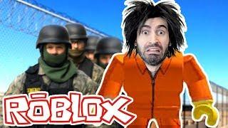 ROBLOX Jailbreak... I ESCAPED!