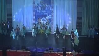"""Folklorni Ansambl """"Crna Gora"""" - Vrsuta Bobrujsk, Bjelorusija 2013 ®"""