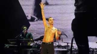 Depeche Mode - Goodbye (Lithuania, Vilnius, Vingis Park - 27.07.2013)