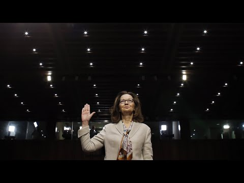 CIA nominee Gina Haspel declines to say if torture techniques are 'immoral'