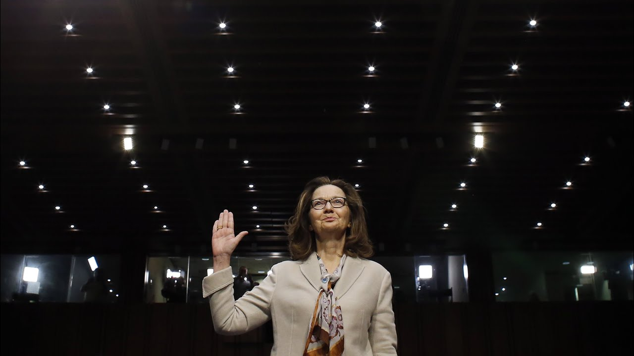 CIA Nominee Gina Haspel Won't Say If Torture Is Immoral