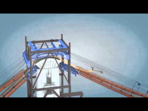 Bay Bridge Cable Animation