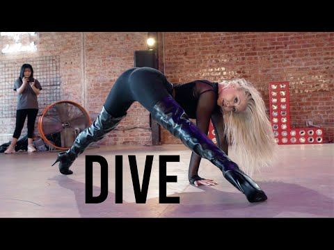 Dive - Lexy Panterra - Choreography by Marissa Heart  Heartbreak Heels