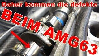 63AMG M156 Motorschaden#9 Der Grund für die Motorschäden gefunden?