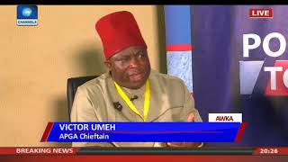Mixed Reactions Trail Declaration Of Anambra Governorship Results Pt 2 | Sunday Politics |