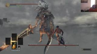 No weapons, no armor, only fists! Nameless King vs 1000 Punch Man!