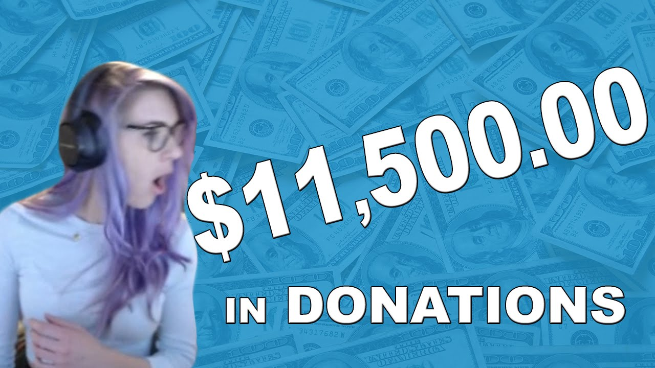 YouTuber Reminds Fans How Much Fake Donations Can Hurt
