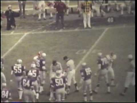 1969 Oklahoma at Kansas State Football Game Part 1 of 7