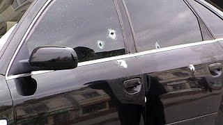 У Коломиї обстріляли автомобіль