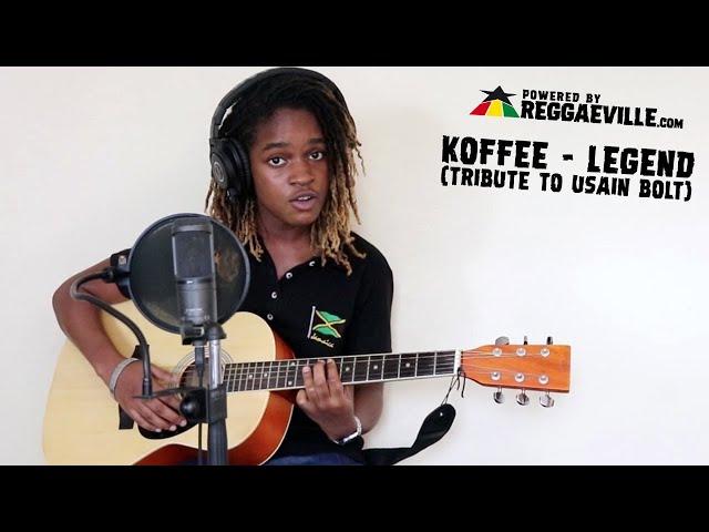 Koffee Talks Reggae, Dancehall, Jamaica And 'Rapture' Album | Vibe