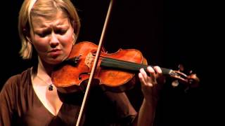 Alina Ibragimova  J.S. Bach:Loure  Violin Partita No.3 in E major BWV 1006