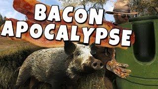 The Hunter - Bacon Apocalypse - Boar Baiting