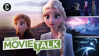 Frozen 2: How Dark Is Too Dark for Disney? - Movie Talk